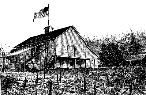 Stamer & Feldmeyer Winery 1889